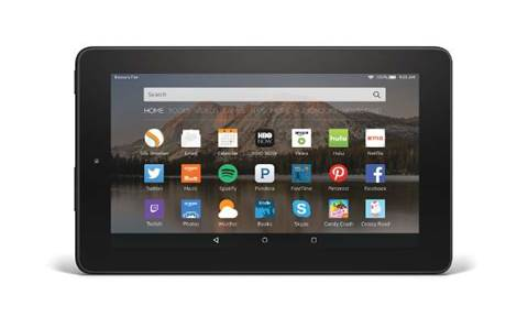 Amazon disrupts tablet market with $50 Fire