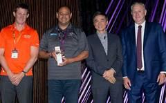 Aruba honours top Sydney network integrator