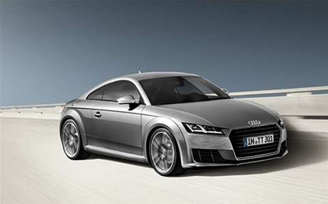 Audi airbags disabled through software exploit
