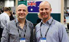 Ex-Salesforce duo recognised for switching to Microsoft Dynamics