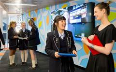 DiData Australia wins over schoolgirls with Cisco