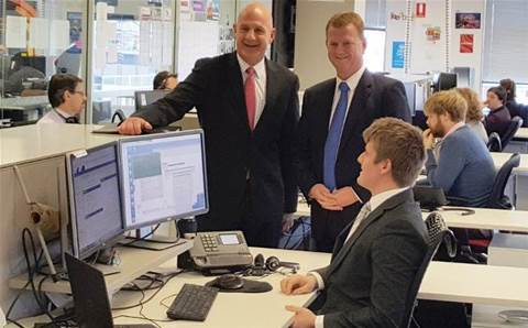 DXC Technology to create 50 jobs for TAFE students in Hobart
