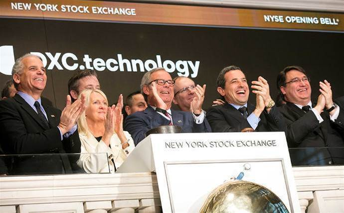 DXC Technology makes first acquisition