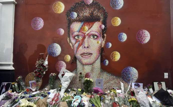 Let's spam! David Bowie death exploited by cybercriminals