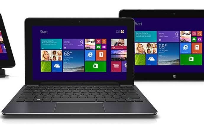 Dell ditches Android, gets cosier with Windows