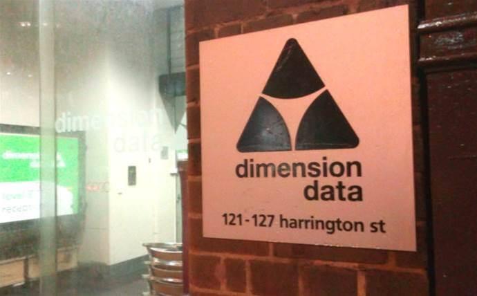 Dimension Data wrote down Oakton by $73 million