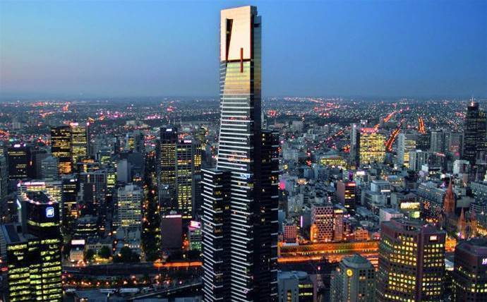 Spirit Telecom takes fibre up Melbourne's tallest building