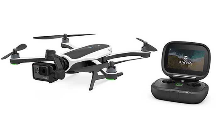 GoPro to recall 2500 Karma drones