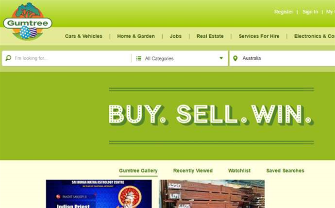 Gumtree hacked, user details stolen