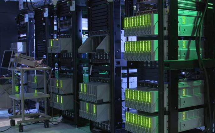 "HPE computer has ""largest single-memory system ever seen"""