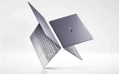 Huawei takes on PC market giants Lenovo, HP, Dell