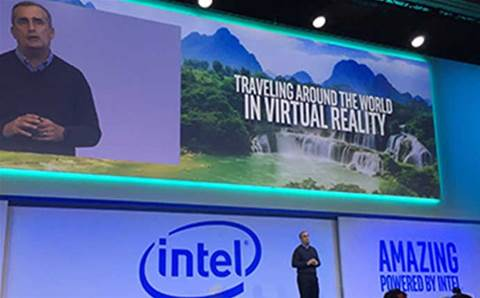 Intel shows off compute prowess in VR, outlines Project Alloy plans at CES 2017