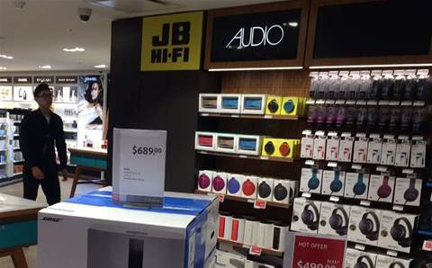 JB Hi-Fi takes over Dick Smith airport outlets