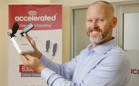 NPS named Accelerated Concepts' first Aussie master partner