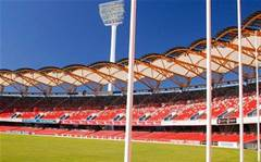 Fujitsu, Huawei kick goals for AFL's Gold Coast Suns