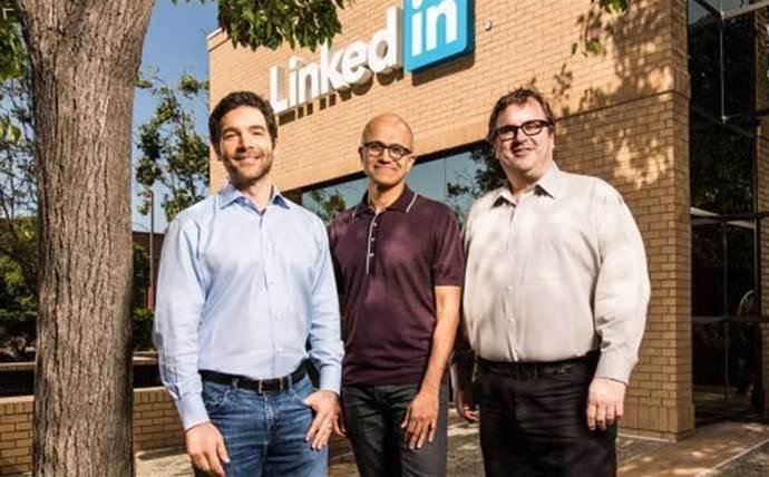 Microsoft appoints LinkedIn founder Reid Hoffman to board