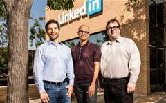 Microsoft appoints LinkedIn founder Reid Hoffman to board