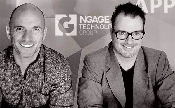 No.10: NGage Technology Group, 2016 CRN Fast50