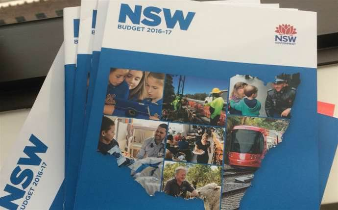 New tech projects funded in NSW's rich 2016 budget