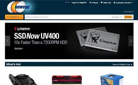 Online reseller Newegg opens Aussie eBay store, slashes membership fee