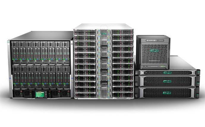 Hewlett Packard Enterprise unveils Gen10 server platform