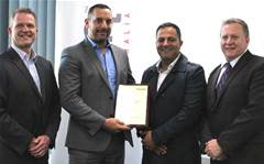 Sydney firm crowned top Panasonic partner