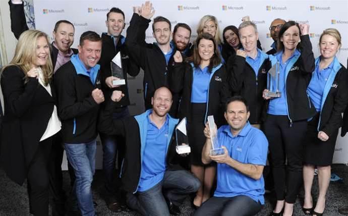 Readify wins four Microsoft Australia partner awards