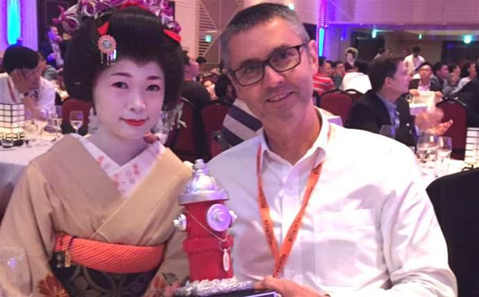 Hills Limited, GX2 win Ruckus awards in Tokyo