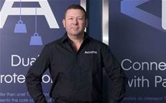 Acronis new Australian boss