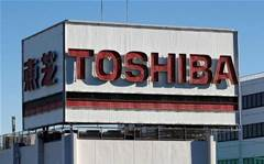 Toshiba to sell chip unit for $22 billion