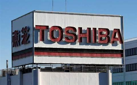 Toshiba to sell chip unit to Bain Capital-led group for $22 billion