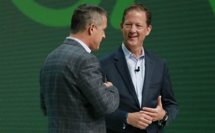 Veeam torpedoes HPE acquisition rumours