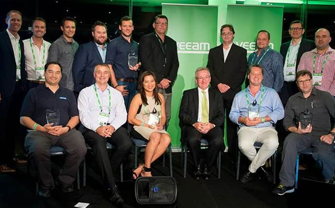 Datacom named Veeam partner of the year