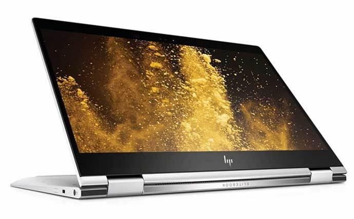HP unveils world's thinnest business-grade notebook