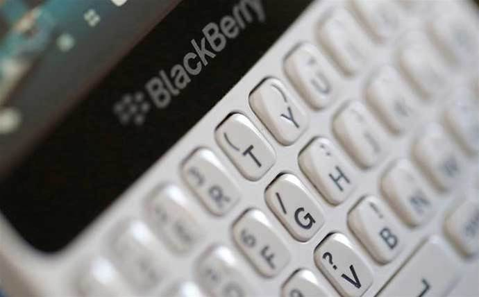 BlackBerry defies expectations, shows growth