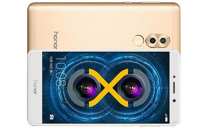 Huawei tries to win over millennials at CES 2017 with Honor 6X smartphone