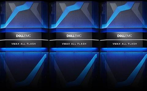 Dell EMC announces all-flash storage barrage