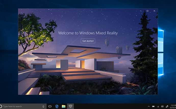 Microsoft launches virtual reality play with Fall Creators Update