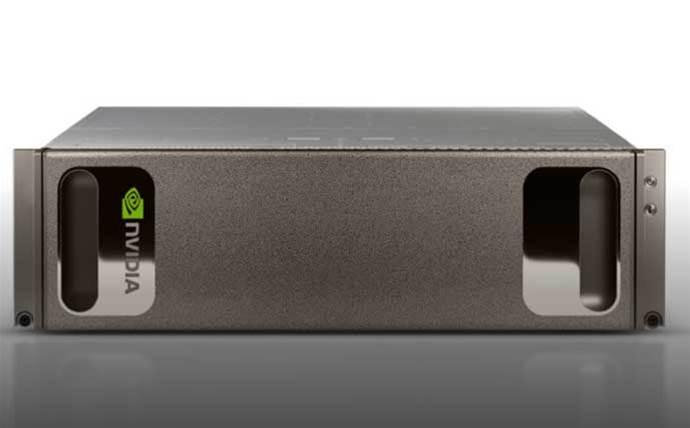 Nvidia taps Tech Data TS for APAC business push