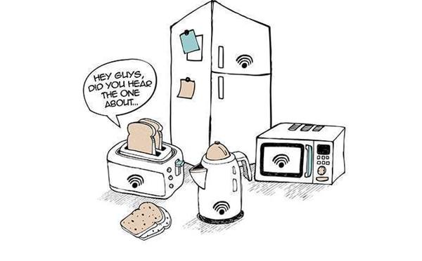 Prepare for the internet of things invasion