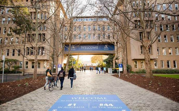 Uni of Melbourne meets BYOD demand with 4500 Cisco wireless access points offering 802.11ac