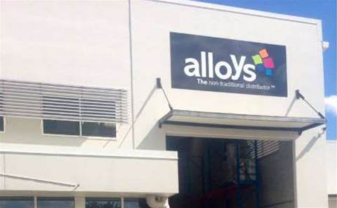 Alloys quadruples footprint in Queensland