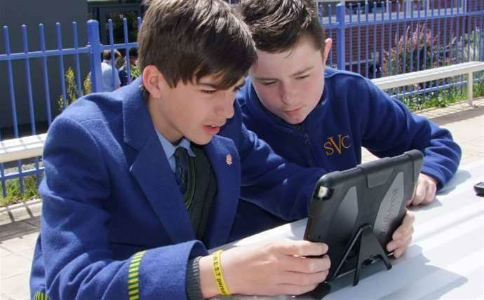 Australian school among world's first IBM-Apple deployments