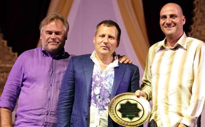 Hemisphere wins Kaspersky award in Dubai
