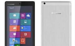 Lenovo debuts US$149 Windows tablet, two Android models