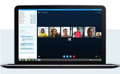 Microsoft previews enterprise video conferencing on Skype
