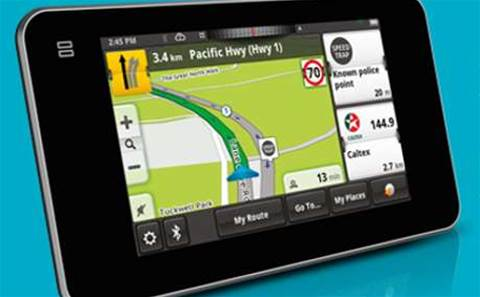 Sydney IT provider rides shotgun with Navman