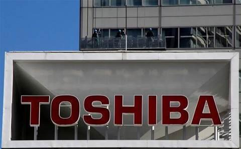 Toshiba profits surge amid chip boom