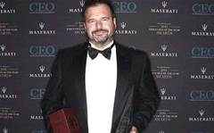 Distribution Central chairman wins Executive of the Year