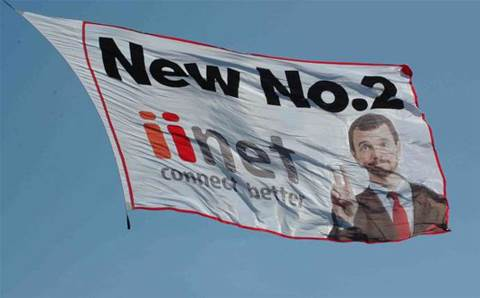 iiNet complaints skyrocket after TPG takeover
